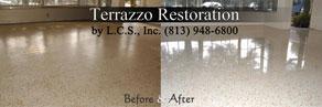 L.C.S. Terrazzo Restoration