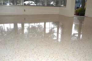 Lcs Tampa Terrazzo Travertine Marble Floor Restoration